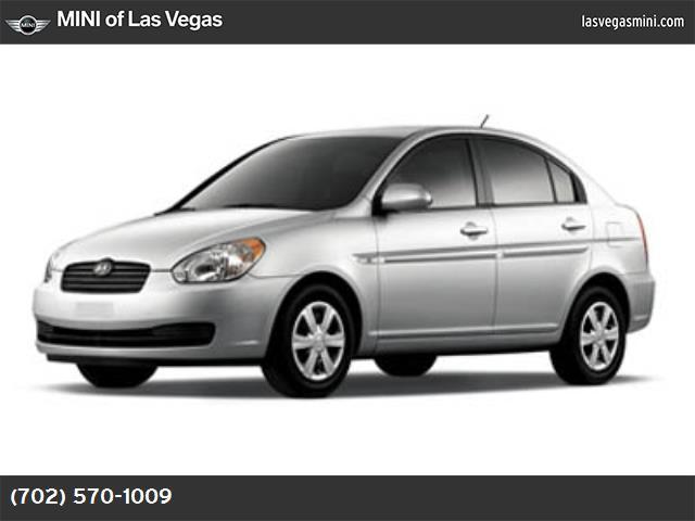 2007 Hyundai Accent GLS 67995 miles VIN KMHCN46CX7U105330 Stock  1190129103 6995