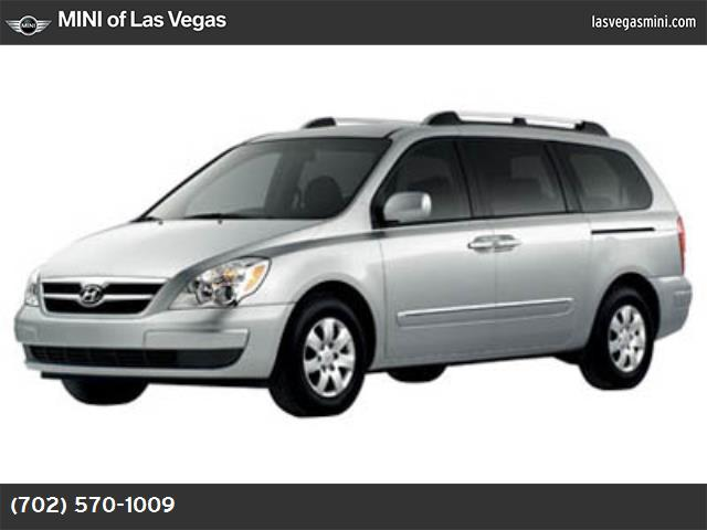 2007 Hyundai Entourage GLS traction control stability control abs 4-wheel air conditioning ai