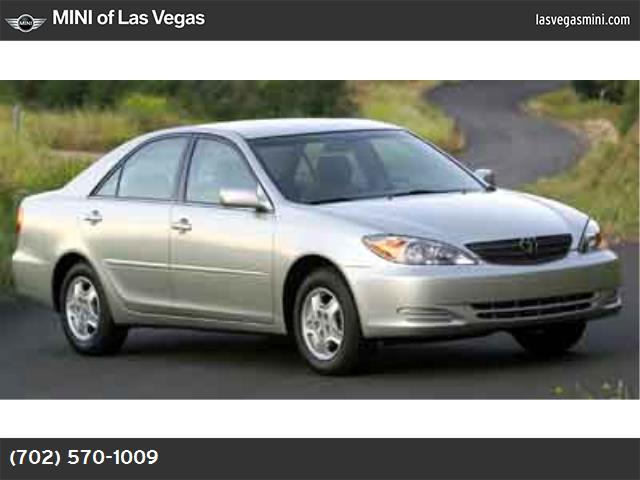 2002 Toyota Camry LE 106115 miles VIN 4T1BF30K62U006936 Stock  1162640251 7795