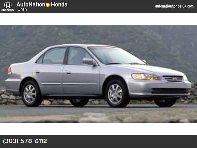 2002 Honda Accord Sdn SE 83287 miles VIN 1HGCG56782A008985 Stock  1211802498 7490