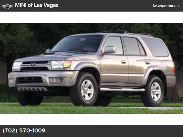 2002 Toyota 4Runner SR5 182803 miles VIN JT3HN86R120390347 Stock  1154779294 7295
