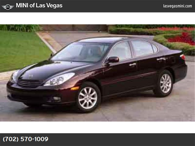 2002 Lexus ES 300  147002 miles VIN JTHBF30G620064308 Stock  1176531765 6995