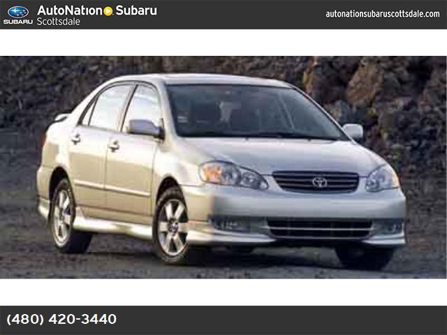 2003 Toyota Corolla CE 152813 miles VIN 1NXBR32EX3Z152112 Stock  1149157838 6691