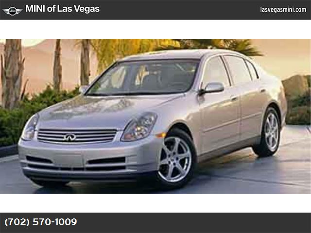 2003 Infiniti G35 Sedan wLeather 159849 miles VIN JNKCV51E73M323785 Stock  1150339624 629