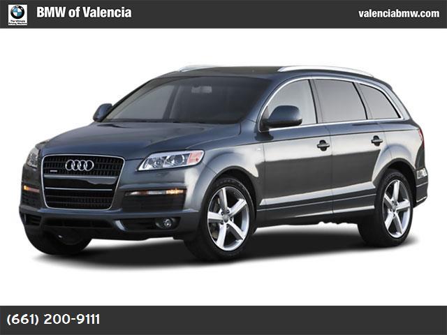 2008 Audi Q7 36L Premium 105497 miles VIN WA1BY74LX8D065905 Stock  1145006761 17991