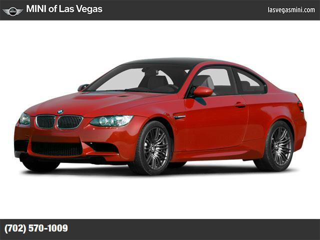 2008 BMW 3 Series M3 traction control stability control rear wheel drive tires - front performan