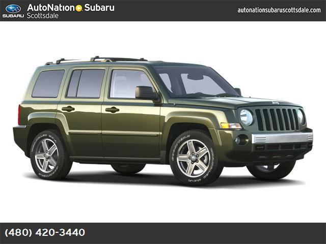 2008 Jeep Patriot Sport 106274 miles VIN 1J8FT28W18D654251 Stock  1148755759 8991