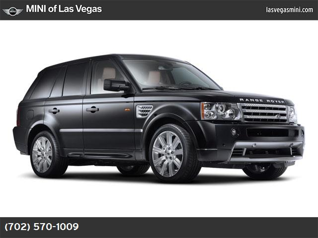 2008 Land Rover Range Rover Sport HSE hill descent control traction control stability control ab