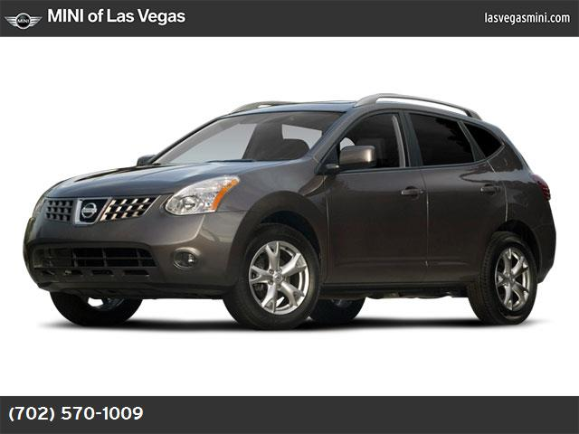 2008 Nissan Rogue SL traction control abs 4-wheel air conditioning power windows power door l