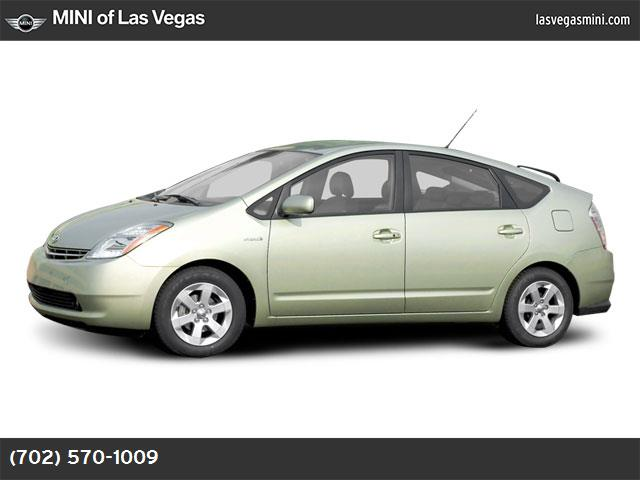 2008 Toyota Prius Base hill ascent control traction control abs 4-wheel keyless entry air con