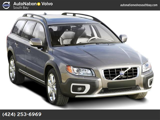 2008 Volvo XC70  hill descent control traction control stability control abs 4-wheel air cond