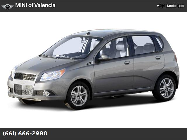 2009 Chevrolet Aveo LT w1LT air conditioning power steering tilt wheel amfm stereo mp3 singl