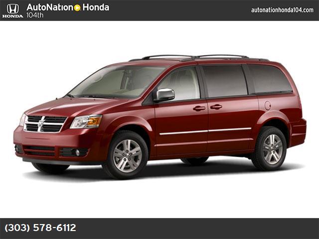2009 Dodge Grand Caravan SE stability control abs 4-wheel air conditioning power windows powe