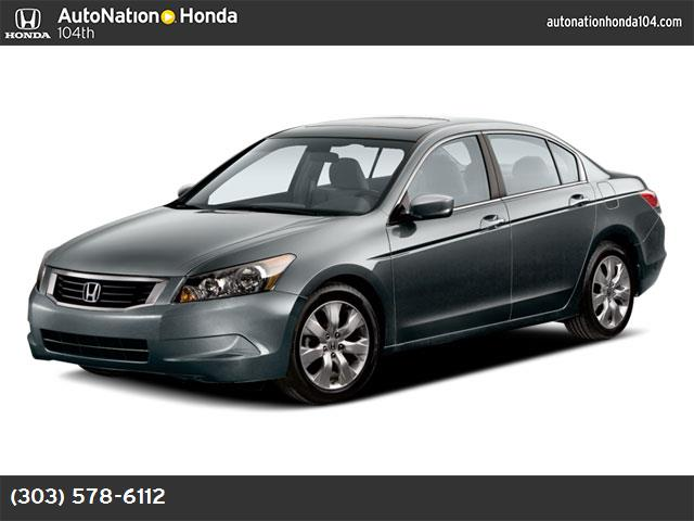 2009 Honda Accord Sdn EX-L stability control abs 4-wheel air conditioning power windows power