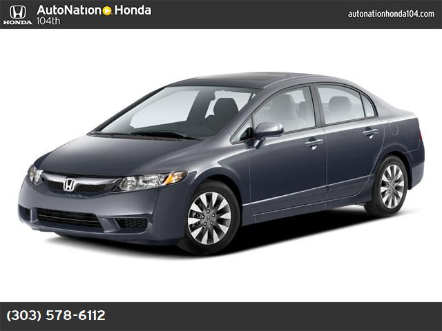 2009 Honda Civic Sdn EX-L traction control stability control abs 4-wheel keyless entry air co