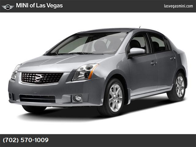 2009 Nissan Sentra 20 S front wheel drive power steering front discrear drum brakes wheel cove