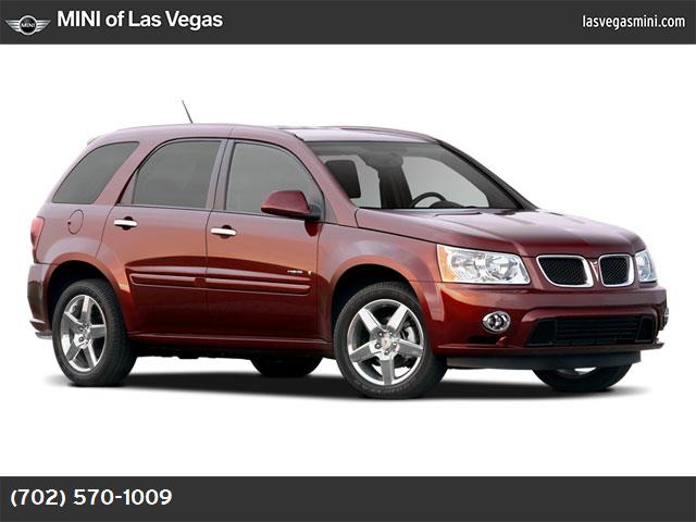 2009 Pontiac Torrent  traction control stabilitrak abs 4-wheel air conditioning power windows