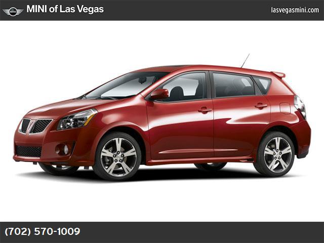 2009 Pontiac Vibe w1SA 37681 miles VIN 5Y2SP67869Z447105 Stock  1213053159 10991
