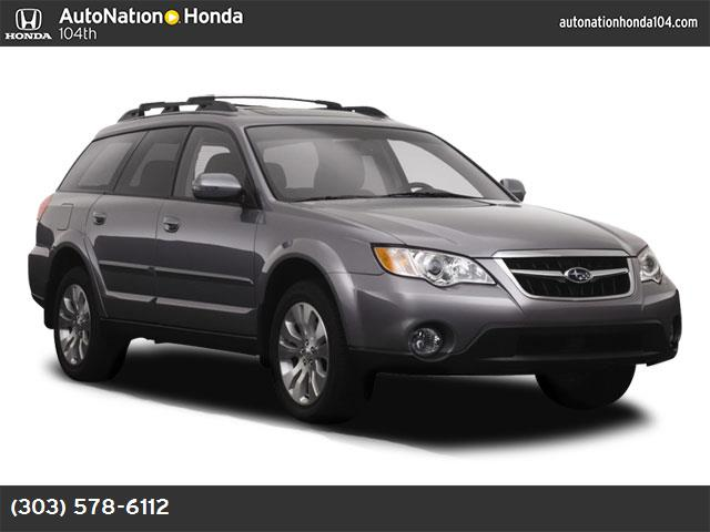 2009 Subaru Outback Special Edtn diamond gray metallicquartz silver metallic lockinglimited slip