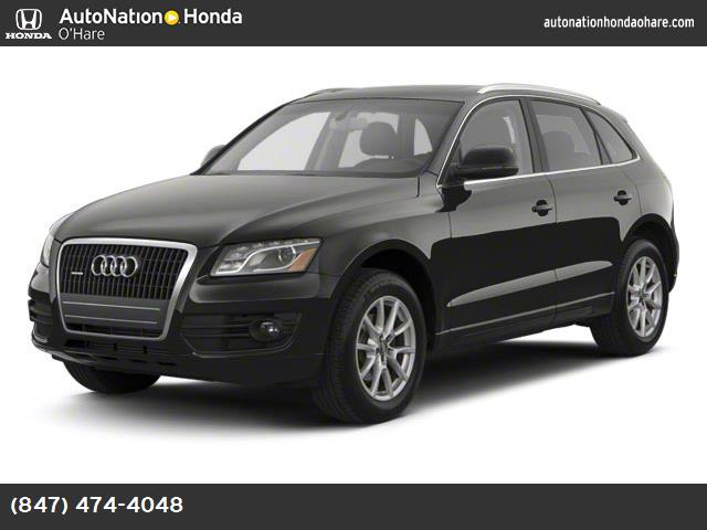 2010 Audi Q5 Premium Plus lockinglimited slip differential all wheel drive power steering 4-whe