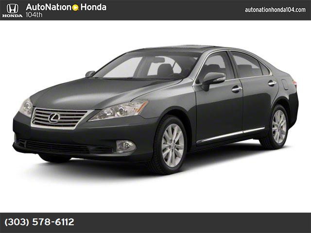 2010 Lexus ES 350  traction control stability control abs 4-wheel keyless entry keyless start