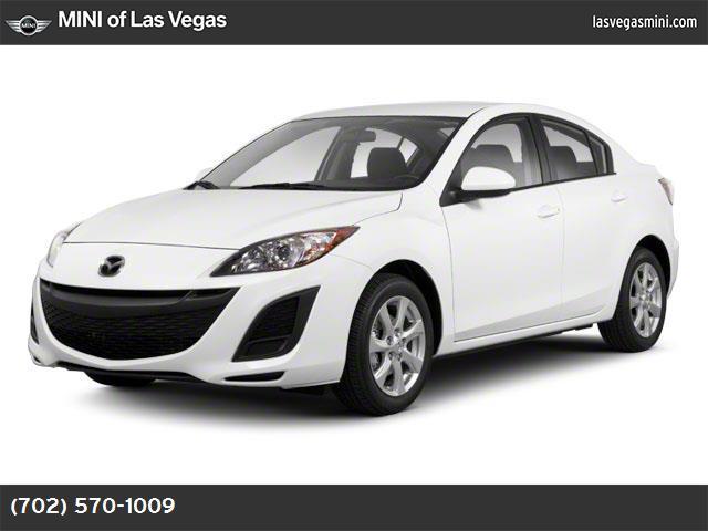 2010 Mazda Mazda3 i Touring abs 4-wheel air conditioning power windows power door locks cruis