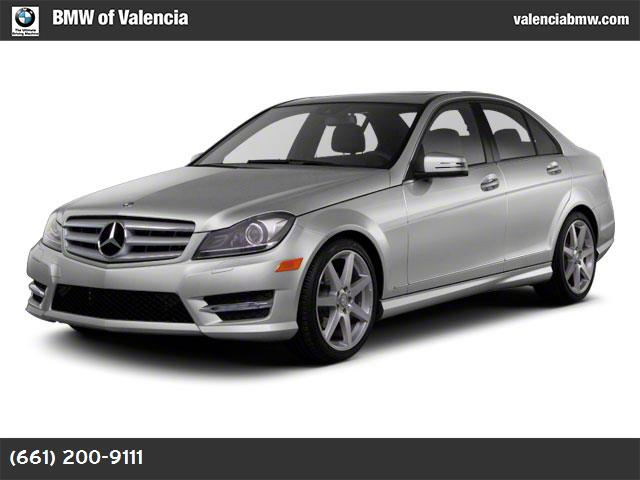 2010 Mercedes C-Class C300 Sport hill start assist control traction control electronic stability