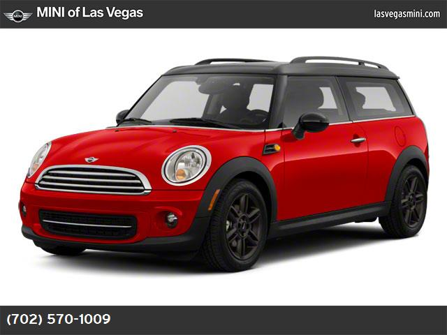 2010 MINI Cooper Clubman John Cooper Works traction control stability control abs 4-wheel keyl