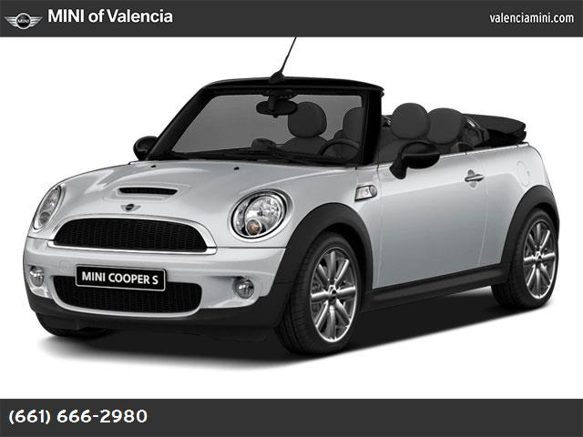 2010 MINI Cooper Convertible S 35255 miles VIN WMWMS3C50ATY08785 Stock  1152935724 17991