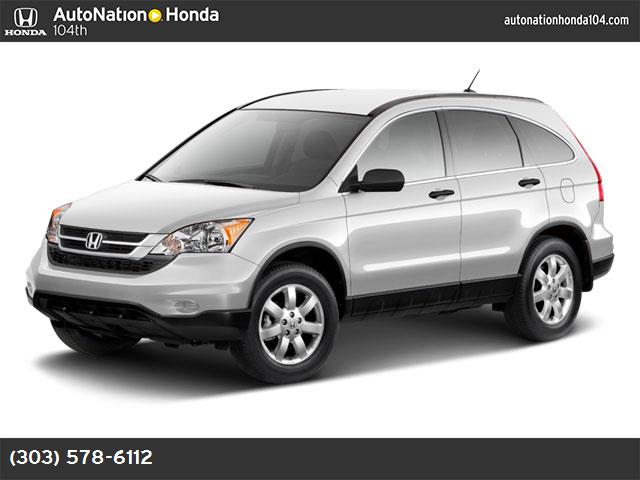 2011 Honda CR-V SE traction control stability control abs 4-wheel air conditioning power wind