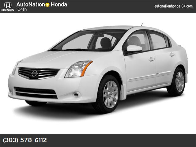 2011 Nissan Sentra 20 S traction control vchl dynamic control abs 4-wheel air conditioning p