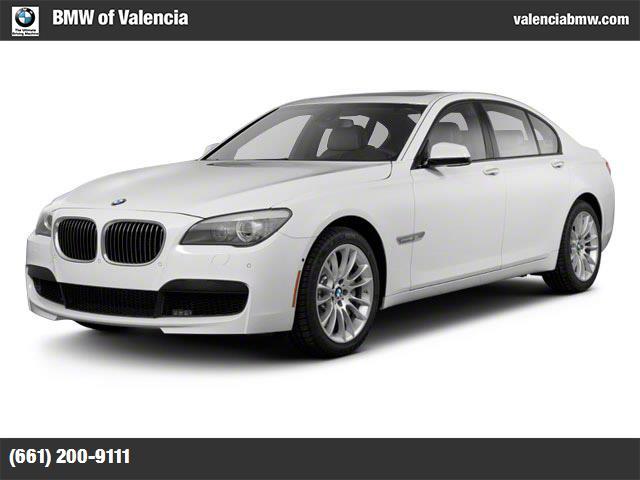 2012 BMW 7 Series 750Li traction control stability control abs 4-wheel keyless entry keyless