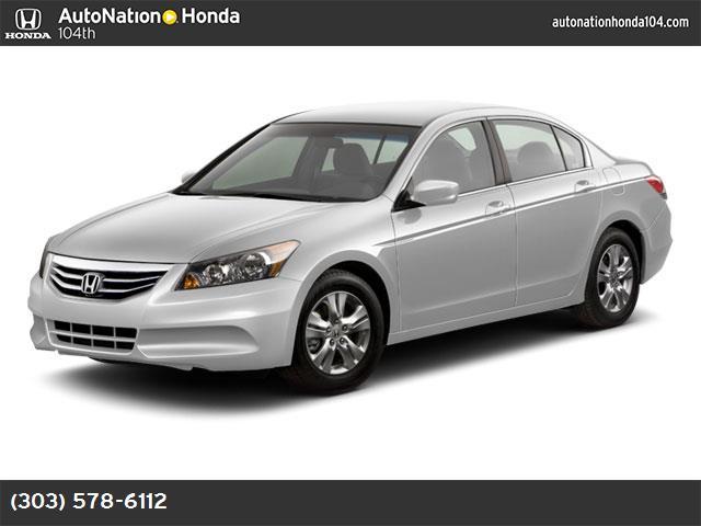 2012 Honda Accord Sdn SE 20617 miles VIN 1HGCP2F60CA131994 Stock  1144271047 19490