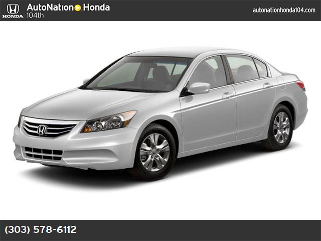 2012 Honda Accord Sdn SE traction control stability control abs 4-wheel keyless entry air con