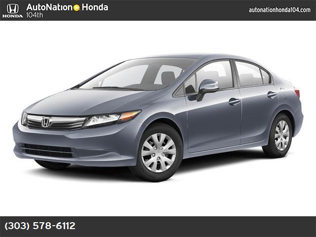 2012 Honda Civic Sdn LX 30923 miles VIN 2HGFB2F55CH564389 Stock  1149556320 16490