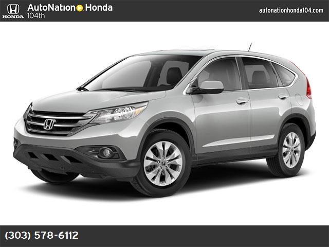 2012 Honda CR-V EX hill start assist control traction control stability control abs 4-wheel k