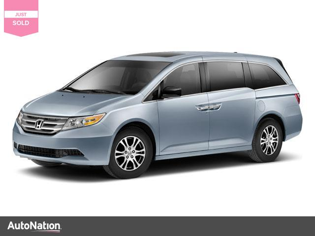 2012 Honda Odyssey EX-L traction control stability control abs 4-wheel keyless entry air cond