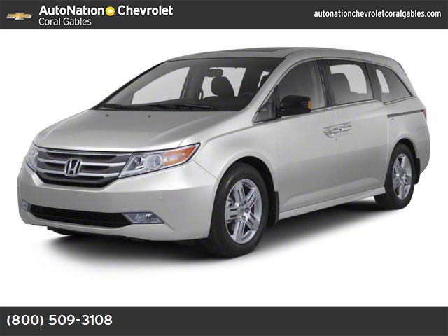 2012 Honda Odyssey Touring traction control stability control abs 4-wheel keyless entry air c