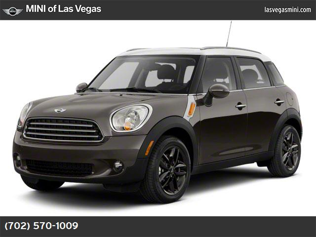 2012 MINI Cooper Countryman  dynamic stability control abs 4-wheel keyless entry air condition