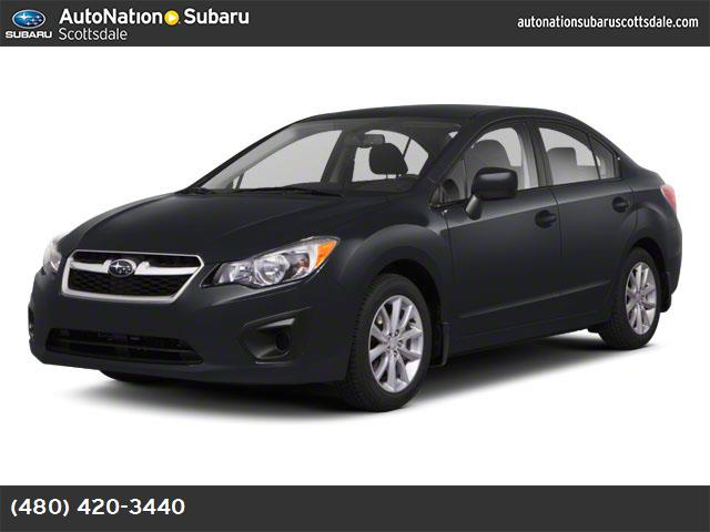 2012 Subaru Impreza Sedan 20i Premium subaru certified and super clean carfax priced below kbb ret