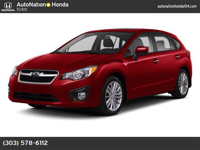 2012 Subaru Impreza Wagon 20i Limited 13408 miles VIN JF1GPAG68CH215874 Stock  1222153796