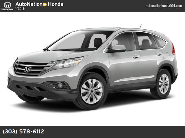 2013 Honda CR-V EX-L hill start assist traction control stability control abs 4-wheel air con