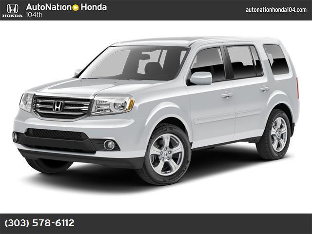 2013 Honda Pilot EX hill start assist control traction control stability control abs 4-wheel