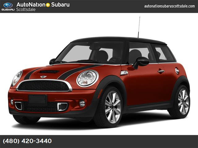 2013 MINI Cooper Hardtop S hill start assist control dynamic stability control abs 4-wheel air