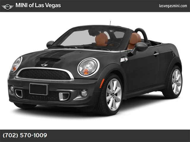 2013 MINI Cooper Roadster John Cooper Works traction control dynamic stability control abs 4-whe