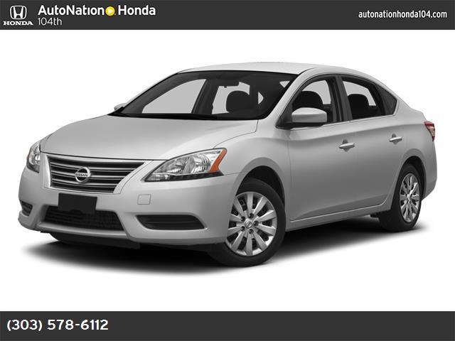 2013 Nissan Sentra SV 38803 miles VIN 3N1AB7AP8DL723450 Stock  1165335051 14990
