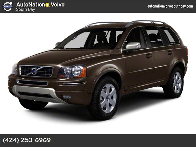 2013 Volvo XC90  front wheel drive power steering 4-wheel disc brakes aluminum wheels tires - f