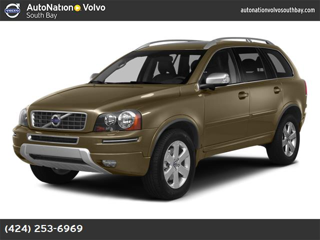 2014 Volvo XC90  front wheel drive power steering abs 4-wheel disc brakes brake assist aluminu