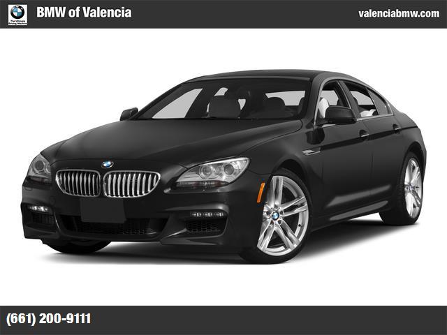2015 BMW 6 Series 650i xDrive black  nappa leather upholstery turbocharged all wheel drive power