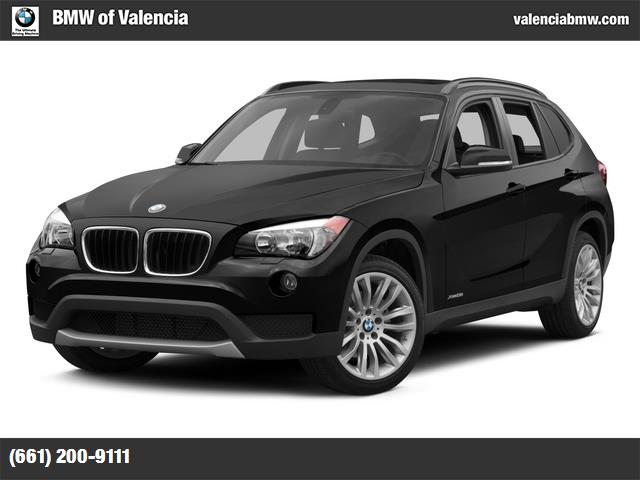 2015 BMW X1 sDrive28i cashmere silver metallic turbocharged rear wheel drive power steering abs
